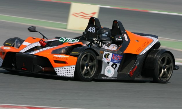 UAE GT: Mid season update from Sayel Racing laying second in class
