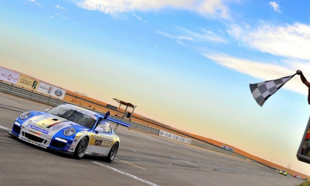 Porsche GT3 Cup Middle East: Al Nabooda driver Schmid claims back to back wins at Reem Circuit