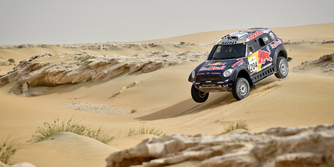 Rally: Al Attiyah, Coma and Sonik confirm third Sealine Rally victories