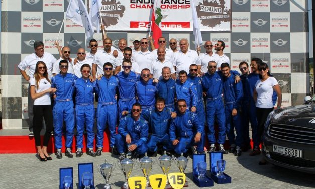 UAE: CG Racing claims three titles during 24hr endurance season finale