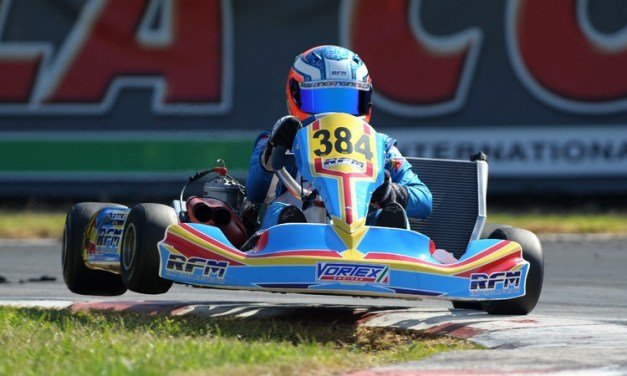 Karting: Dubai schoolboy Tom Bale takes on the best in the world at La Conca, Italy