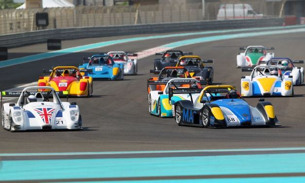 UAE: Kronfli takes win in opening round of Radical Winter Cup at Yas Marina Circuit