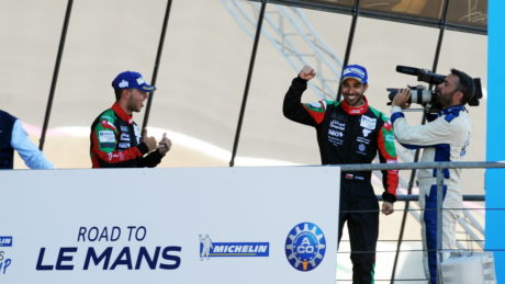 Ahmad Al Harthy and Oman Racing team-mate Tom Jackson wrapped-up a faultless debut in the Michelin Le Mans Cup...