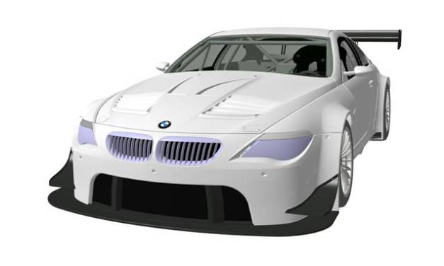 Aurora Racing Designs develops BMW-Alpina B6 for the FIA GT1 World Championship