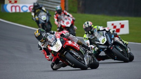 Josh Brookes - ...at the end of the day, it is a case of job complete and I am the British Superbike Champion....