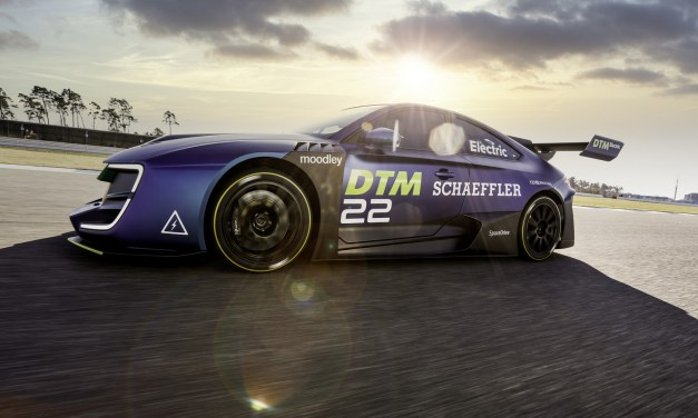 DTM: DTM unveils demo car at Hockenheim for its new electric racing series