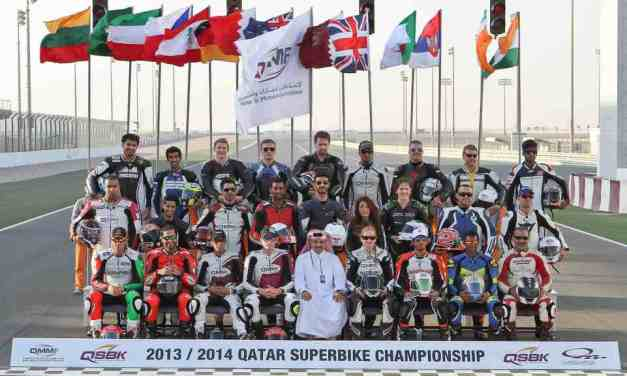 Qatar: Al Malki and Cudlin share wins in the first round of Qatar SuperBike Championship