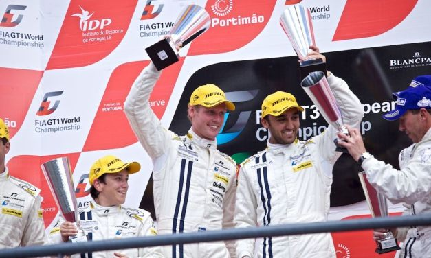 FIA GT3: Abdulaziz Turki Al Faisal wins on FIA GT3 debut and makes history for Saudi Arabia
