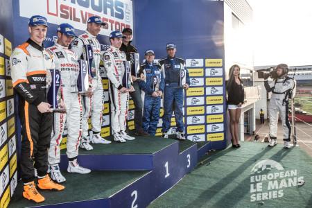 LMP3 PODIUM - ELMS 4 Hours of Silverstone