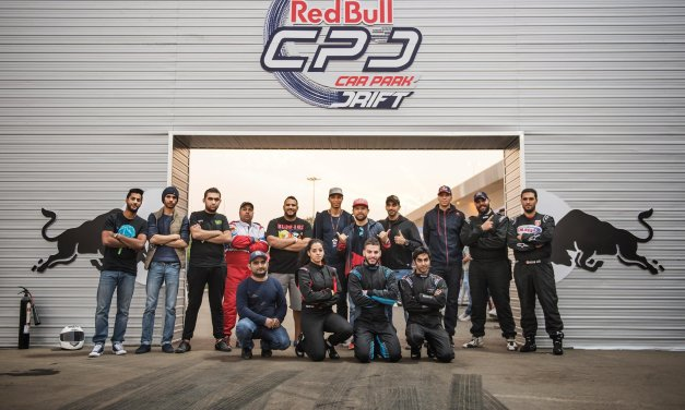 Rafaat Al Yahyai crowned the 2017 King of Drift at the Red Bull Car Park Drift Series final hosted in Kuwait