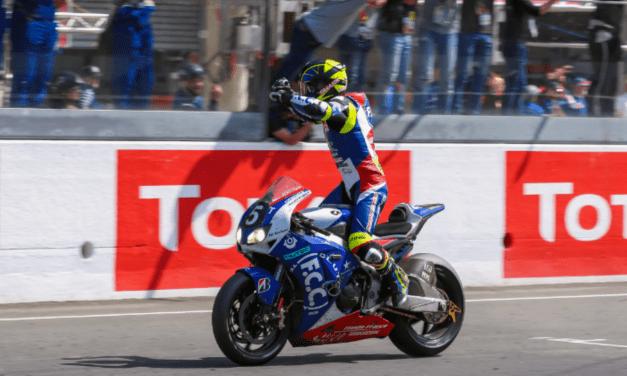 24h Moto: F.C.C TSR Honda France wins the 40th anniversary race