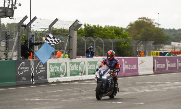 24H Bikes: F.C.C. TSR Honda riders Josh Hook, Freddy Foray and Mike di Meglio triumph at the 2020 Le Mans 24 Hours Motos