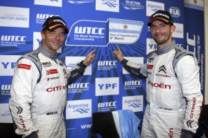 WTCC: Lopez & Loeb share the spoils in Argentina