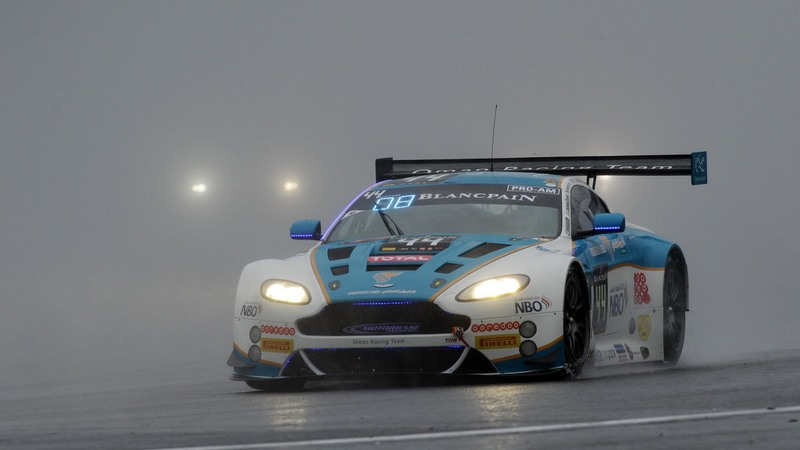 Spa 24h: Strong performance goes unrewarded for Oman Racing with technical woes at Spa 24h