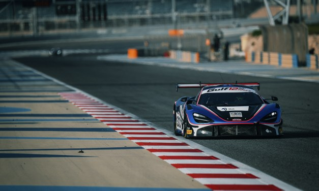 2 Seas Motorsport kicks off the 2021 season with Bahrain Gulf 12H victory on home soil