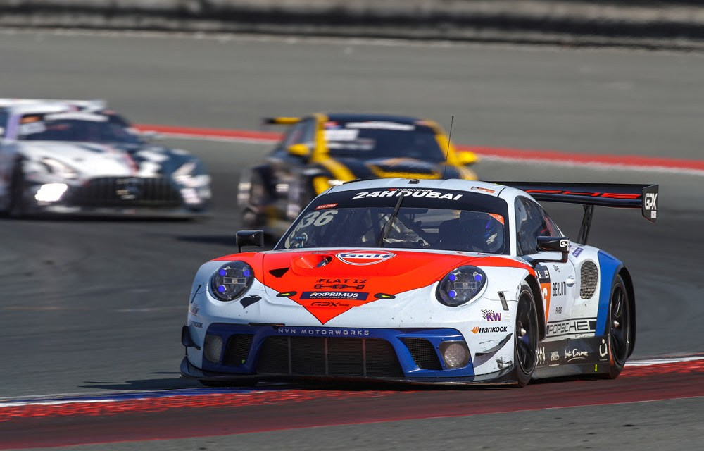 Dubai 24H: GPX Racing takes home win at 2021 Hankook 24H DUBAI