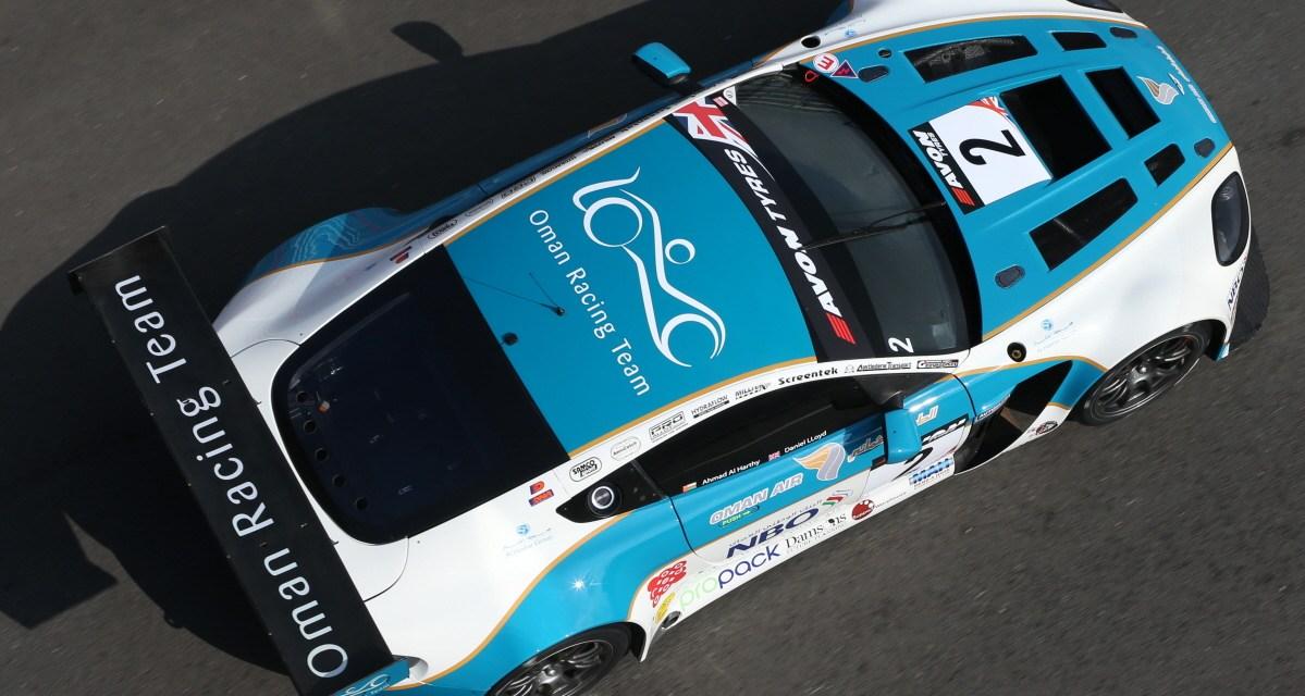 GT: Monza challenge awaits Al Harthy as Blancpain Endurance season begins