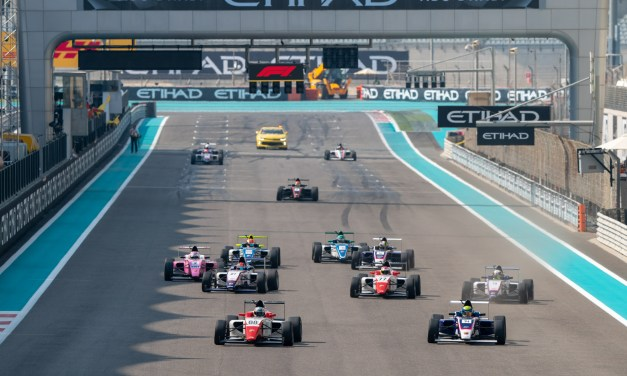 F4 UAE: Amna Al Qubaisi and Alex Connor share wins on F1 stage at F4 trophy round