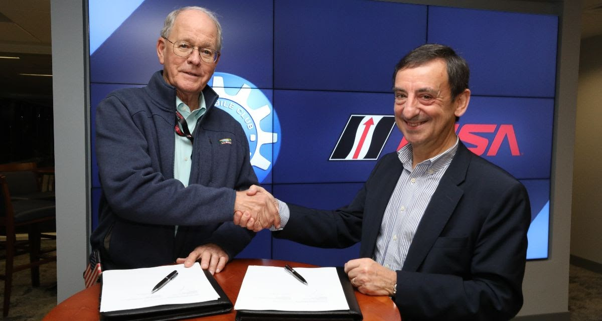 LMP: ACO and IMSA agree common platform for prototype endurance racing racing