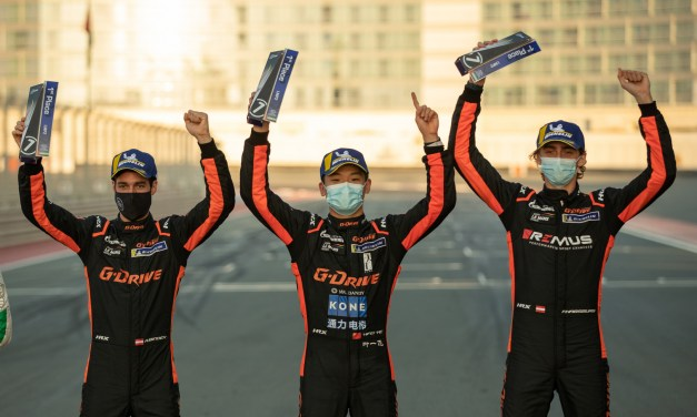 ALMS: G-Drive Racing claim back-to-back victories in Dubai