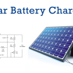 Solar Battery Charger Circuit With Transistor