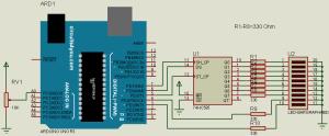 LED Bargraph Display   Circuits4you