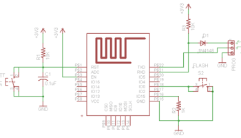 ESP8266 Serial Communication | Circuits4you com