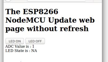 NodeMCU ESP8266 MQTT LED on off Example | Circuits4you com