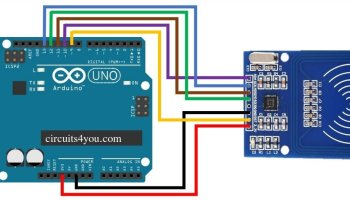 Arduino SPI Communication Example | Circuits4you com