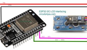 ESP32 OLED Library Display Example | Circuits4you com