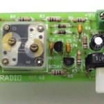 One Chip AM Radio Receiver
