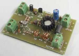 250mW RF Power Amplifier Kit