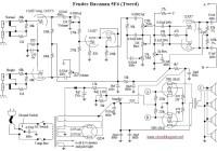 Fender Bassman 5F6-A Tube Amps Circuit