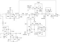 Electro-Harmonix Soul Preacher Circuit