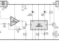 Aquarium Probe Circuit Electronic