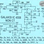 Galaxy Audio Booster using RC4558