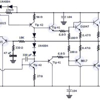 400W RMS Stereo Power Amplifier