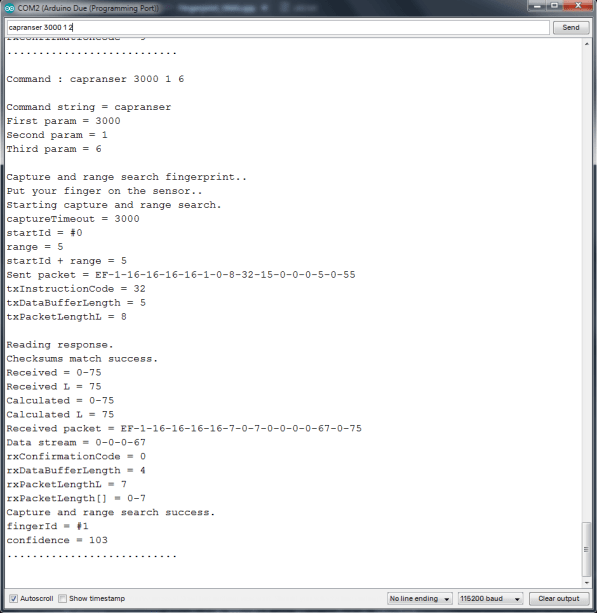 R307-Optical-Fingerprint-Scanner-Sensor-Example-Arduino-Sketch-Serial-Monitor-Screenshot