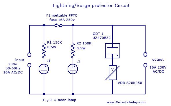 Ge Transient Suppressor Surge Voltage