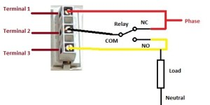 DIY SwitchBoard for Home Automation  Electronic Circuits
