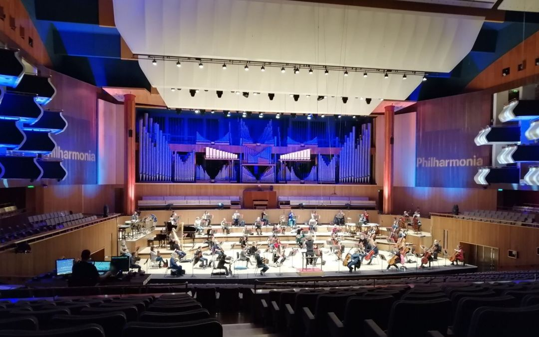 Donated COVID Tests To Bring Music Back To Royal Festival Hall