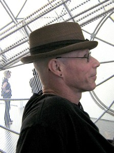 profile portrait of Michael Sappol in Chicago