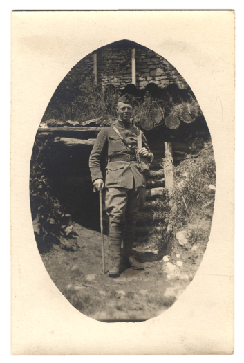 Stanhope Bayne-Jones in uniform.