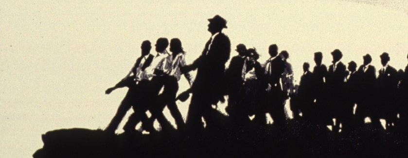 Illustration of the March on Washington.