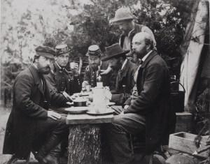 Camp life, at Camp Winfield Scott, near Yorktown, May 3