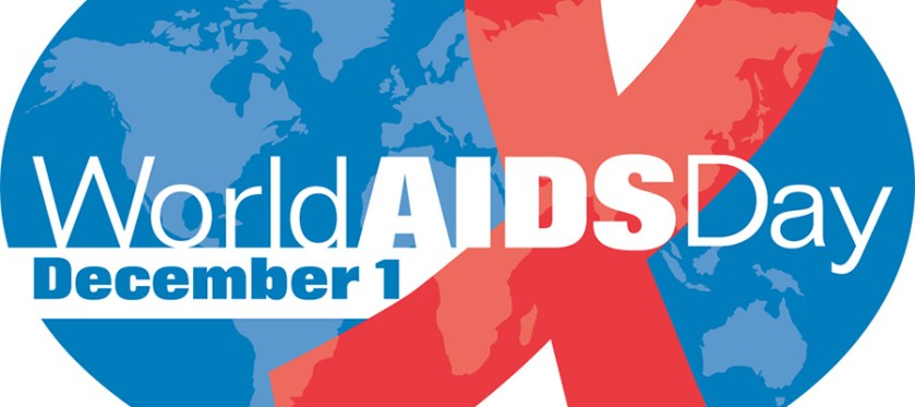 World AIDS Day December 1 logo