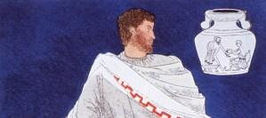Medical Costume Greek Physician