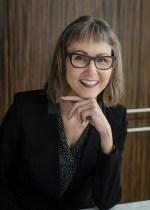 Formal portrait of Patricia Tuohy