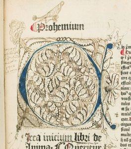 Printed book on paper with manuscript marginalia