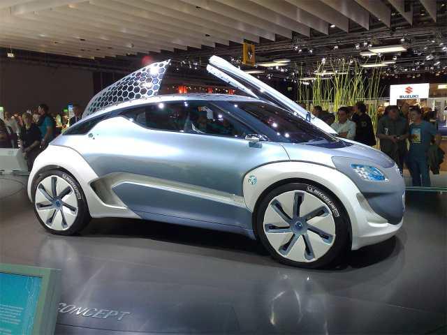 Renault Zoe Concept Exterieur 1